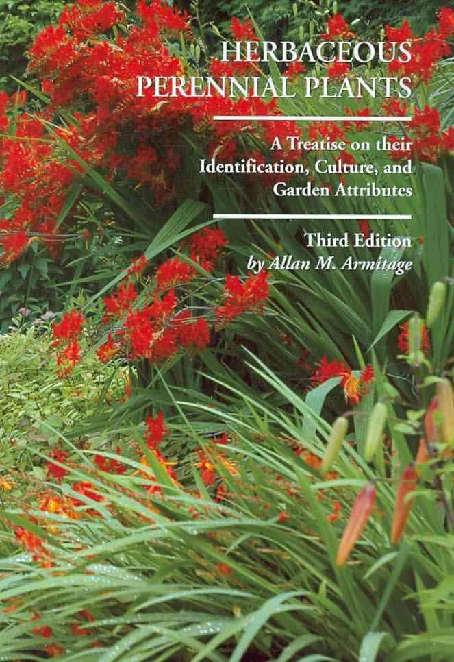 Herbaceous Perennial Plants By Armitage, Allan M.